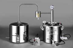 Дачный самогонный аппарат Добрый Жар 60 литров