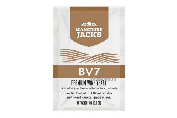 Винные дрожжи Mangrove Jack's BV7